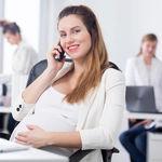 قوانین مربوط به حقوق بارداری