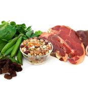 غذاهای سرشار از آهن برای کم خونی