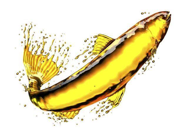روغن ماهی، سرشار از امگا۳