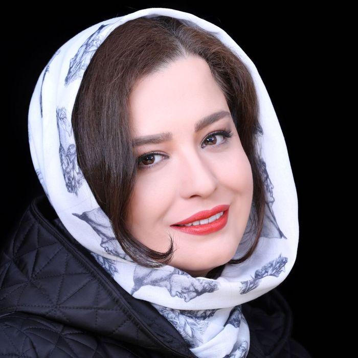 عکس لو رفته مهراوه شریفی نیا با لباس عروس | تصاویر مهراوه شریفی نیا