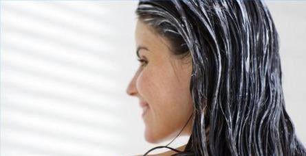 آسیب های مو را با سس مایونز درمان کنید