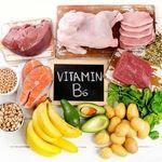 خواص ویتامین B۶ برای بدن انسان