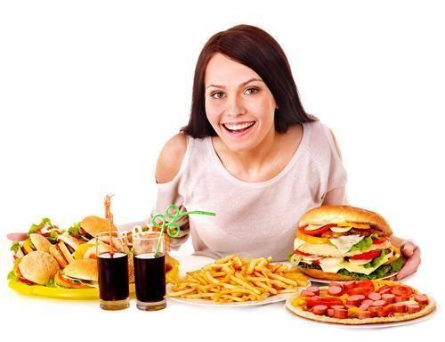 تا حدی که بدن نیاز دارد غذا بخورید