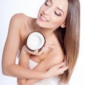 فواید روغن نارگیل برای پوست