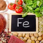 به چه میزان آهن و ید در سلامتی انسان موثر است؟