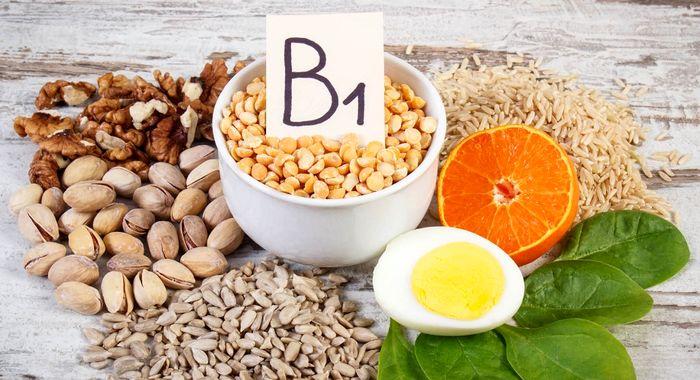 بهترین منابع ویتامین B۱