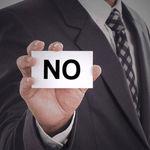 اصول نه گفتن در محل کار