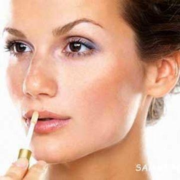 رایجترین اشتباهات در آرایش لب