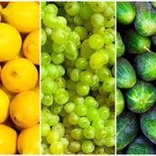 غذای شما چه رنگی است؟