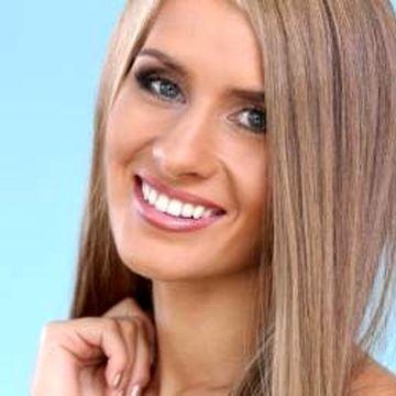 این رنگ موی خوشگل و زیبا برازنده شماست