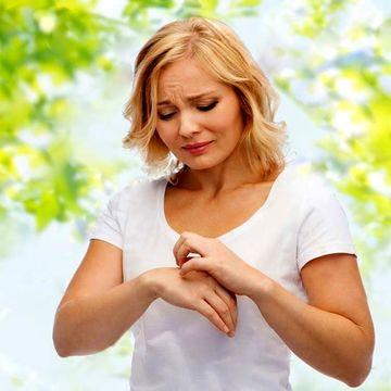 داروهای خانگی برای درمان آلرژی پوستی
