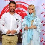 همسر بلوند و زیبای محمدرضا گلزار + عکس