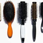 تفاوت بین برس های مو را بدانید