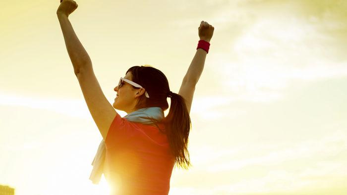 چگونه پر انرژی و شاد باشیم؟