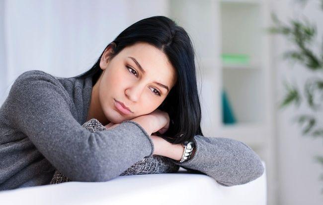 علل درونی افسردگی اشخاص