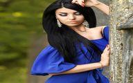 ترفند های آرایشی برای لباس های آبی