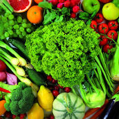 از خواص برخی از سبزیجات بیشتر بدانید!