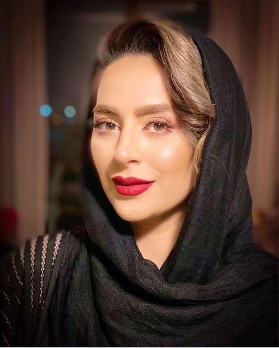 عکس/ استایل پاییزی سمانه پاکدل
