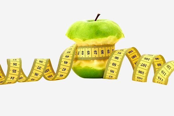 لاغری بی نظیر تنها با رژیم سیب