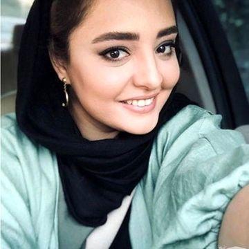 عکس بی حجاب از عروسی نرگس محمدی+عکس