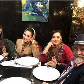 عاشقانه محمدرضا شریفی نیا و آزیتا حاجیان بعد از طلاق + عکس