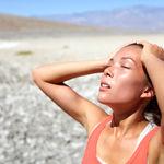 علل کم شدن آب بدن