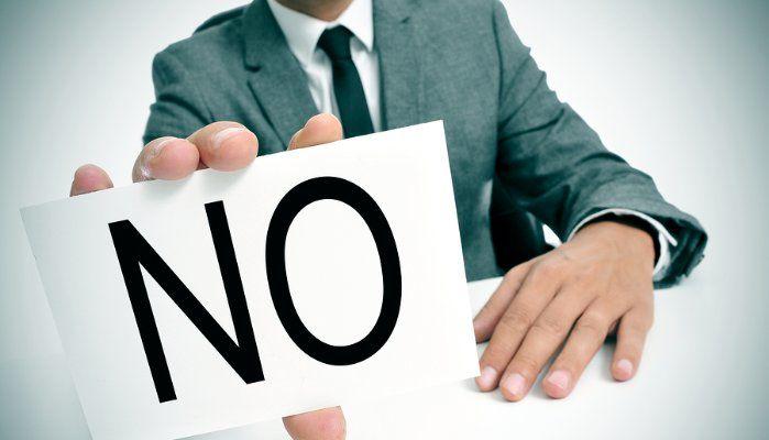 اصول نه گفتن در محل کار(۲)