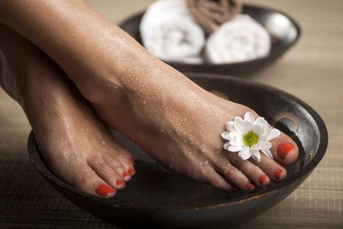 جلوگیری از بوی بد پاها با ترفندهایی ساده