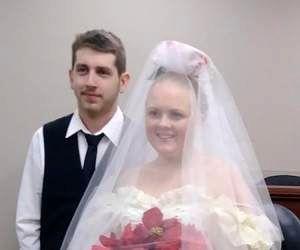 مرگ عروس و داماد 5 دقیقه بعد از عروسی